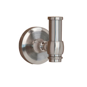 Norville Satin Nickel Robe Hook
