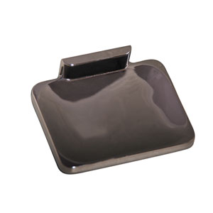 Hennessey Chrome Soap Dish