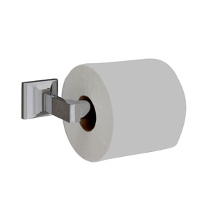 Hennessey Chrome Toilet Paper Holder