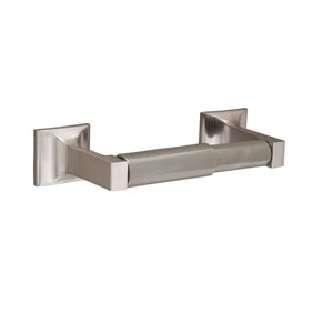 Hennessey Satin Nickel Toilet Paper Holder