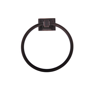 Hennessey Oil Rubbed Bronze Towel Ring