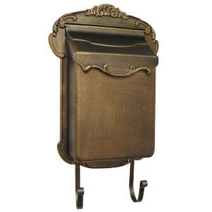 Victoria Vertical Bronze Mailbox
