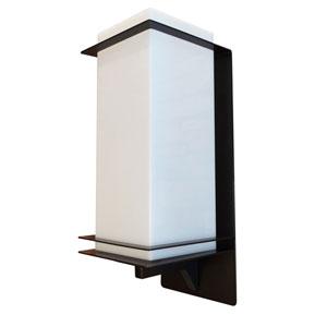 Futura Medium Wall Mount Outdoor Light Fixture