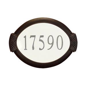 Classic Address Plaque