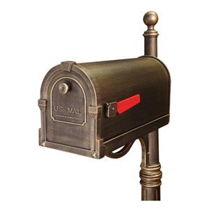 Savannah Curbside Mailbox