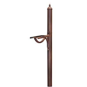 Richland Copper Decorative Mailbox Post