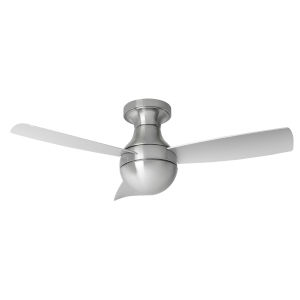 Orb Brushed Nickel 44-Inch Ceiling Fan