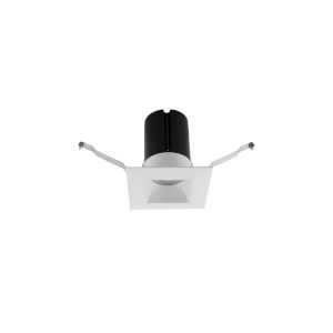 Ion White LED Square Recessed Light Kit with Remodel Housing