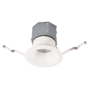Pop-in White LED ADA Outdoor Recessed Light