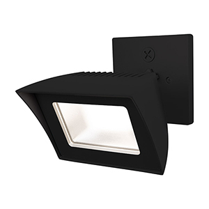 Endurance Black 3000K LED 90 CRI Flood Light with 52  Degree Beam Spread