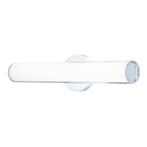 Oslo Chrome 19-Inch LED ADA Bath Bar