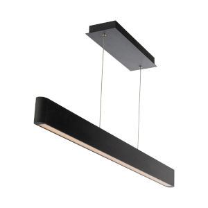 Volo Black 44-Inch LED Linear Pendant