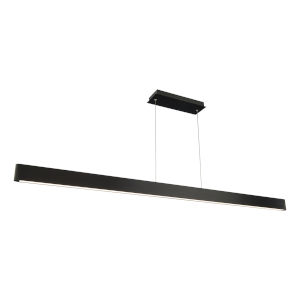 Volo Black 75-Inch LED Linear Pendant