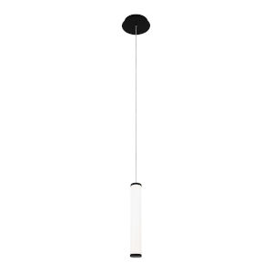 Flare Black 13-Inch 3000K LED Mini Pendant
