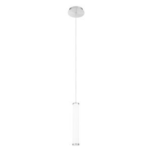 Flare Brushed Nickel 13-Inch 3000K LED Mini Pendant