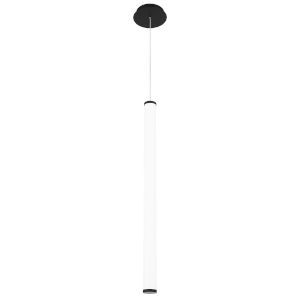 Flare Black 37-Inch 3000K LED Mini Pendant