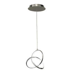 Vornado Chrome Seven-Inch LED Mini Pendant