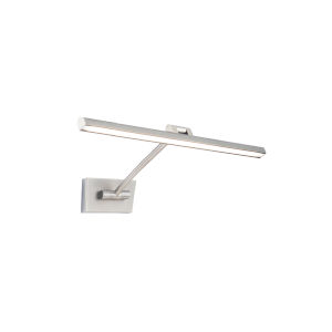 Reed Brushed Nickel 25-Inch LED Picture Light