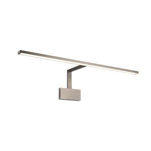 Uptown Brushed Nickel 34-Inch LED Picture Light