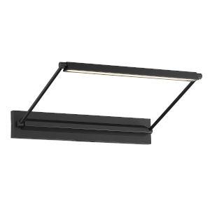 Hudson Black 17-Inch 3000K LED Picture Light