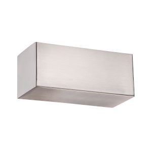 Bric Brushed Nickel Three-Inch 3500K LED Wall Sconce