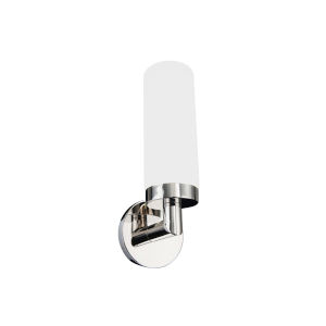 Drake Polished Nickel LED ADA Bath Vanity