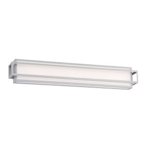 Equation Titanium 30-Inch LED Bath Bar Light
