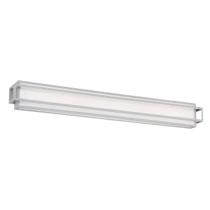Equation Titanium 40-Inch LED Bath Bar Light