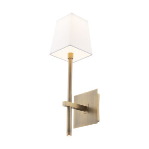 Seville Aged Brass LED Wall Sconce