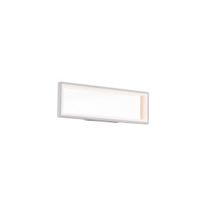 Mirror Mirror Titanium 18-Inch LED ADA Bath Strip