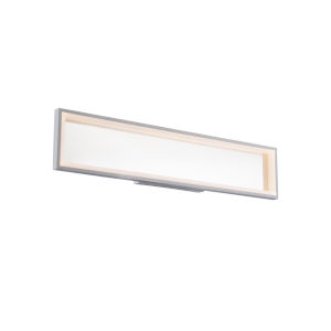 Mirror Mirror Titanium 27-Inch LED ADA Bath Strip