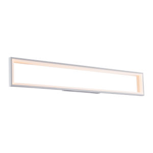 Mirror Mirror Titanium 37-Inch LED ADA Bath Strip
