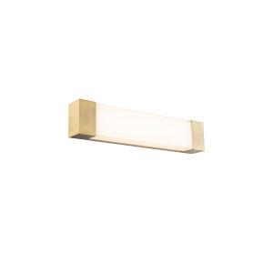 Darcy Aged Brass 24-Inch LED ADA Bath Strip