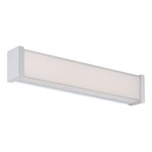 Svelte Chrome 16-Inch 3500K LED Bath Bar Light