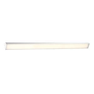 Revel Brushed Aluminum 37-Inch 3000K LED Bath Bar Light
