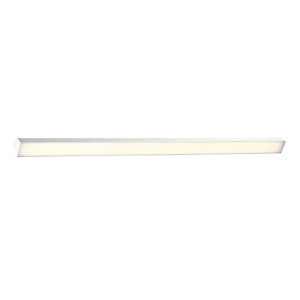 Revel Brushed Aluminum 50-Inch 3000K LED Bath Bar Light
