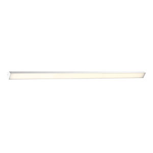 Revel Brushed Aluminum 62-Inch 3000K LED Bath Bar Light