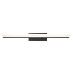 Level Black 24-Inch 3500K LED Bath Bar Light
