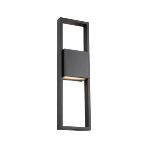 Archetype Black LED ADA Outdoor Wall Light