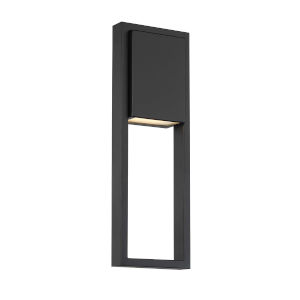 Archetype Black 18-Inch 3000K LED Outdoor Wall Sconce