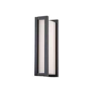Axel Black 5-Inch LED ADA Outdoor Wall Mount