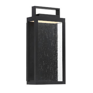 Farmhouse Black 13-Inch 3000K LED Outdoor Wall Sconce