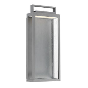 Farmhouse Graphite 17-Inch 3000K LED Outdoor Wall Sconce