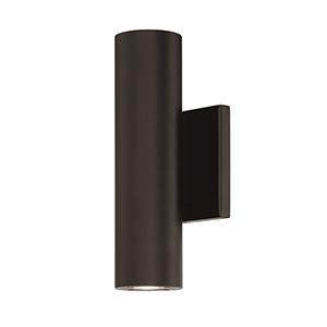 Caliber Bronze 5-Inch LED Outdoor Wall Light