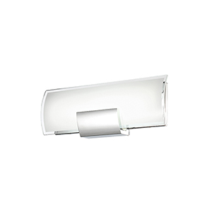 Horizon Chrome 18-Inch LED Bath and Wall Light