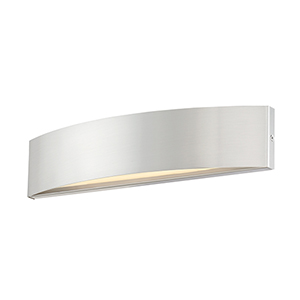 Link Brushed Nickel 3-Inch LED Wall Sconce