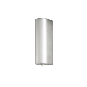 Turbo Brushed Nickel 3-Inch LED Wall Sconce