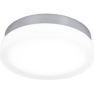 Slice Chrome 11-Inch LED Flush Mount with 2700K Warm White