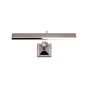 Polished Nickel 14-Inch Hardwired LED Picture Light
