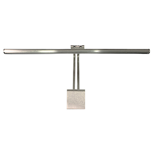 Vibe Brushed Nickel 25-Inch LED Picture Light